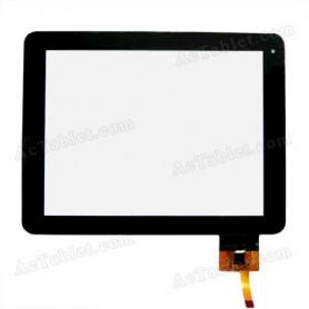 Pantalla tactil tablet Blusens TOUCH85