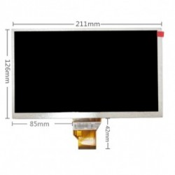 Pantalla LCD 7610029258 LED DISPLAY