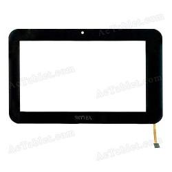 Pantalla tactil FPC-CTP-0700-003-7 IJOY SCOOBY digitalizador