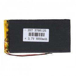 Bateria 4000mAh 3.7V 125*66*3.7mm Colorfly E708 Q1