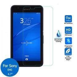 Cristal templado Sony Xperia E4g dual LTE E2003 E2006 E2033 E2043