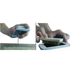 Protector de pantalla Blusens touch 94 quad core cristal flexible