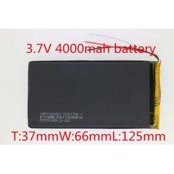 Bateria 3Q LC0901D JXD S9100 JYJ iRulu AX922 X1a X1 X1Pro eXpro X9005