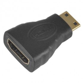 CONECTOR Adaptador HDMI Hembra a Mini HDMI Macho