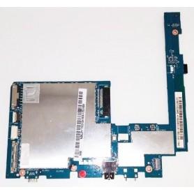 Placa base ZEJ00 LA-A791P Rev:1.0 con tornillos y tarjeta con conectores LS-A792P Acer Iconia A3-A10