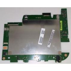 Placa base E89382 con tornillos con conector de audio dañado Toshiba AT300se