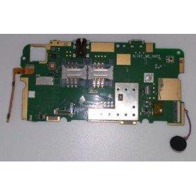 Placa base, con botones de volumen y con tornillos Lenovo IdeaTab A3000