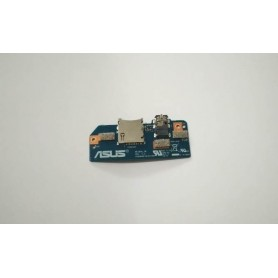 Placa SIM y conector de audio ME103K 5B REV 2.2 Asus MeMO Pad 10 ME102K ME103K K01E