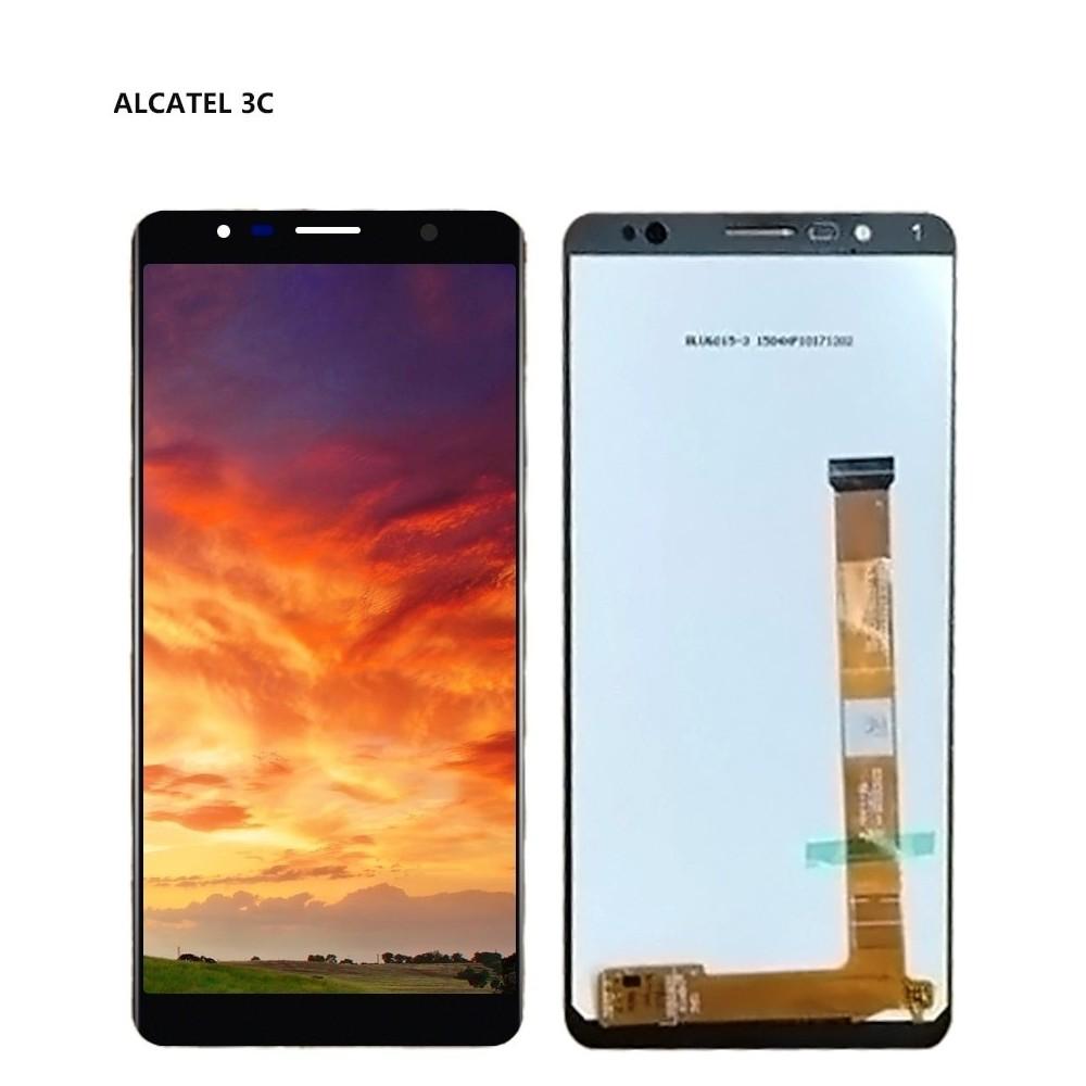 49f47ac66a9 Pantalla LCD y táctil Alcatel 3C OT5026 5026