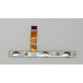 CABLE Cable flex BOTÓN ENCENDIDO Y VOLUMEN HB101905 V2_0 P3680 Wolder miTab California