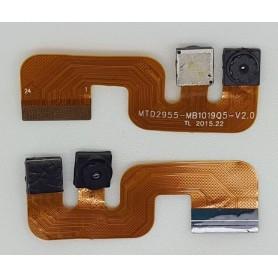CABLE Cable flex CAMARA DELANTERA Y TRASERA MTD2955-MB1019Q5-V2.0 Wolder miTab California