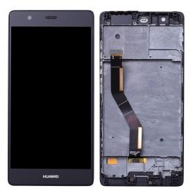 Pantalla NEGRA Huawei P9 Plus táctil y LCD