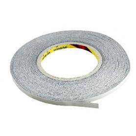 Cinta adhesiva doble cara de 5 mm por 50 metros