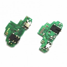 Conector carga flex Huawei P Smart y Enjoy 7S placa USB