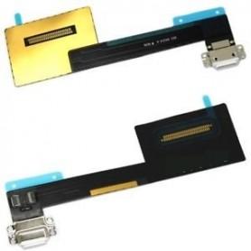 Conector carga flex iPad Pro 9.7 Original negro placa USB