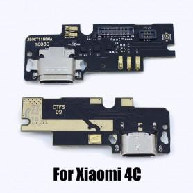 Cable flex Xiaomi Mi4c conector carga