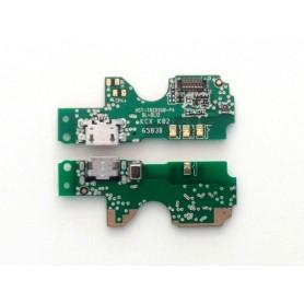 Conector carga flex Doogee Y300 placa USB
