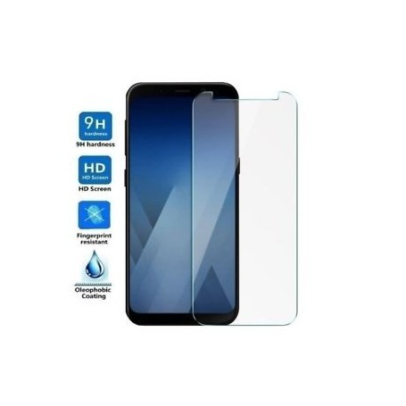 Cristal templado Samsung Galaxy A6