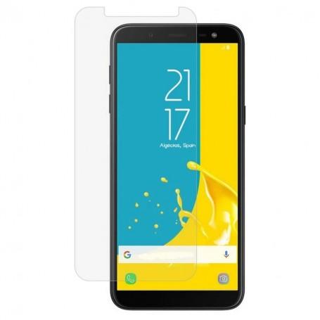 Protector cristal templado para Samsung Galaxy J6 2018