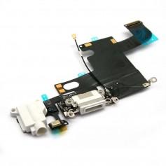 Conector carga flex Apple iPhone 6 4.7' blanco