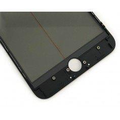 Cristal iPhone 6 con marco OCA y film polarizado Original negro