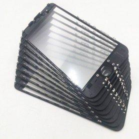 Cristal iPhone 6S con marco OCA y film polarizado Original negro