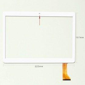 Pantalla tactil BLANCA SQ-PGA1308W01-FPC-A2 MJK-0731-V1-FPC