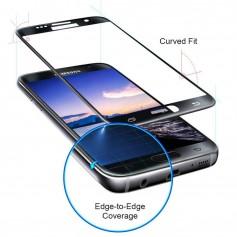 Protector curvado cristal templado SAMSUNG Galaxy S7 Edge (G935)