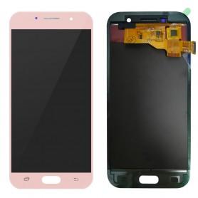 Pantalla rosa Samsung Galaxy A5 2017 A520F