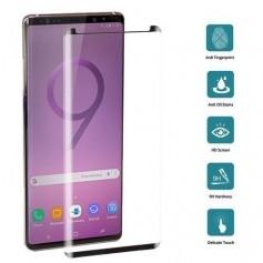 Protector Cristal Curvado para Samsung Galaxy Note 9 Negro