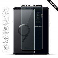 Protector Cristal Curvado Samsung Galaxy S9 Plus
