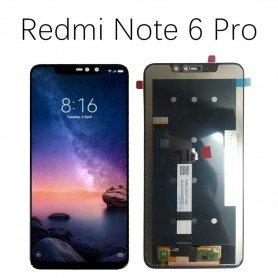 Pantalla Xiaomi Redmi Note 6 Pro ORIGINAL LCD y táctil
