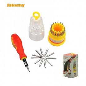 JACKLY JK-6036-A Destornillador 31 en 1