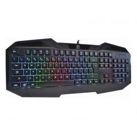 Rebeltec Patrol teclado Gaming con retroiluminación