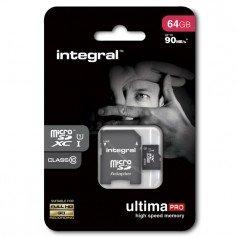 Tarjeta microSD SanDisk 64 GB CLASE 10