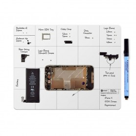 Tabla magnética 20cm por 30cm