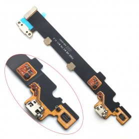 Flex Conector carga Huawei MediaPad M3 Lite BAH-W09