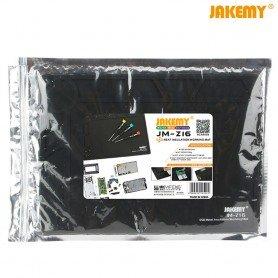 JAKEMY JM-Z16 alfombra ESD aislamiento térmico trabajo
