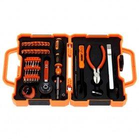 JAKEMY JM-8146 maletín con 47 herramientas