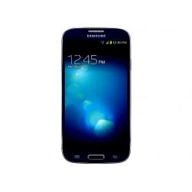 Pantalla azul Samsung S4 con marco