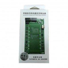 Placa activación baterias iPhone y Xiaomi
