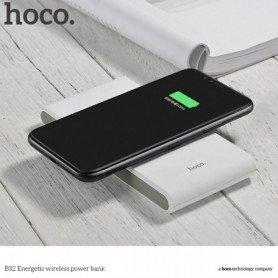 HOCO B32 Powerbank carga inalámbrica 8000mAh