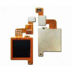 Cable FLEX Xiaomi MI A1 Mi5x botón inicio home negro