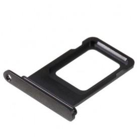 Soporte tarjeta SIM Apple iPhone XS Negro