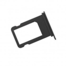 Soporte tarjeta SIM Apple iPhone XR Negro