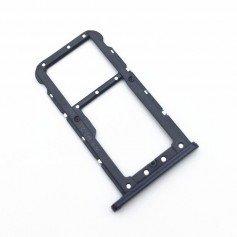 Soporte tarjeta SIM Huaiwei P20 Lite / Nova3e Negro