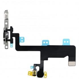 Flex Encendido Power ON OFF iPhone 6 con Soporte Metálico