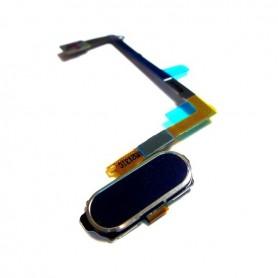Flex boton home Samsung Galaxy S6 G920F negro Original