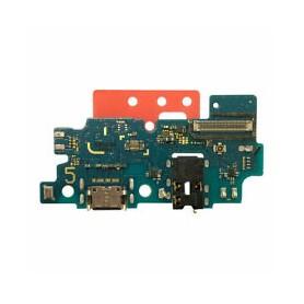 Conector de carga flex para Samsung A50 Jack micro usb