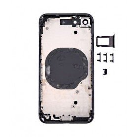 Carcasa trasera negra iPhone 8 A1863 A1905